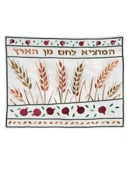 Machine Embroidered Challa Cover