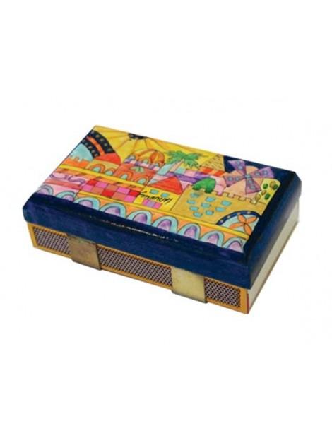 porte boite d'allumettes Grande taille 11cm