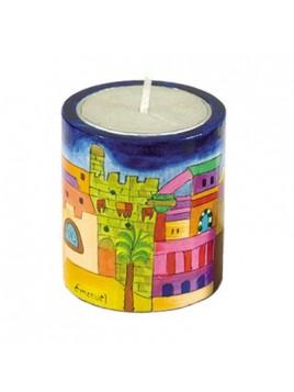 Ner Neshama Holder + Candle