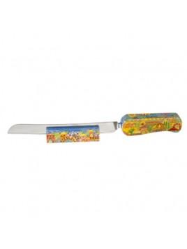 Couteau avec stand pour Hallah Jerusalem Oriental