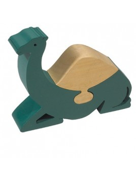 Puzzle en bois Petite taille Chameau