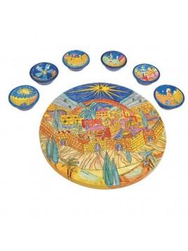 Plateau du Seder + 6 raviers
