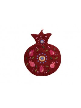 Wall Hanging - Pomegranate Shaped