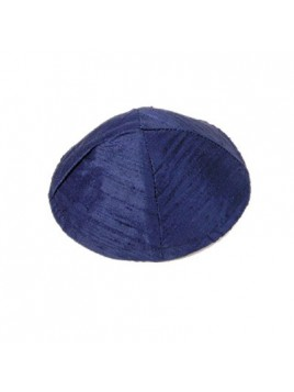 Raw Silk Kippah
