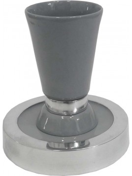 Kiddush Cup Enamel Gray