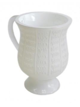 Natla Acrylic White
