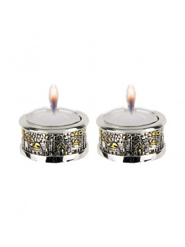 C/H Cylinder Jerusalem 925 Silver