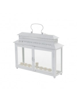 Chanuka Box W/Wording White