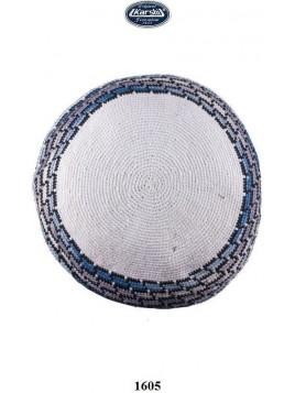 Kippa Cotton DMC Thread 19 cm