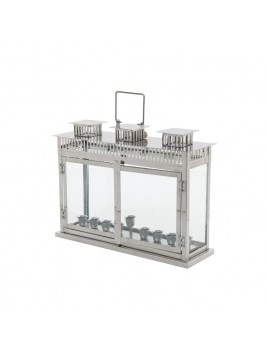 Chanuka Box Stainless Steel 40cm