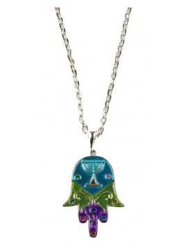 collier de crystal