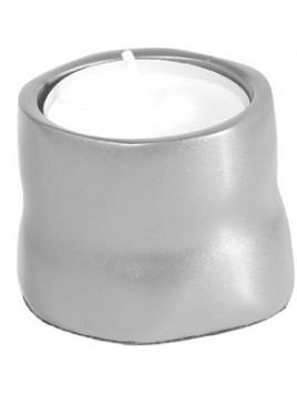 Veilleuse aluminium mat