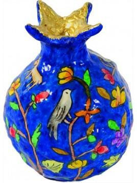 grenade Pate de papier Medium Thème d'oiseaux