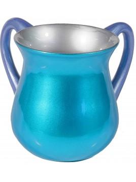 Keli de Netilat Yadayim Petite taille turquoise