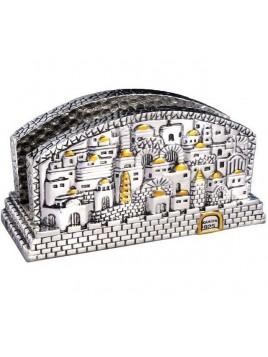 Porte carte de visite Jerusalem