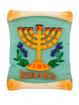 Aimant Jerusalem en couleur