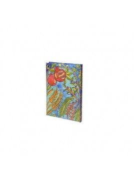 Cahier- couverture rigide 16cm Grenade