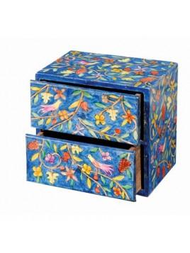 Jewelry Box + Two Drawers