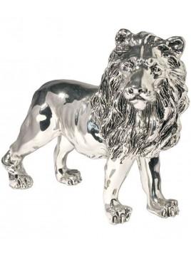 Judas Lion Plaque argent 925