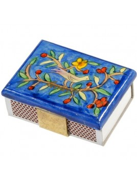 Match Box Holder - Metal