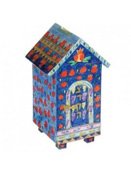 Tzedakah Box - House design