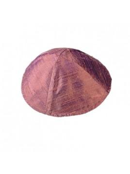 Kippa - en soie sauvage