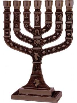 Menorah Knesset 35 cm Cooper