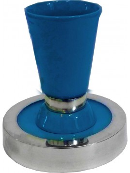 Kiddush Cup Enamel Blue