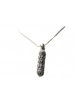 Chaine Mezouza pendentif