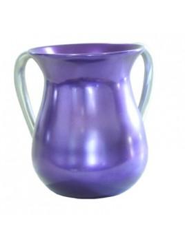 Keli de Netilat Yadayim Aluminium violet