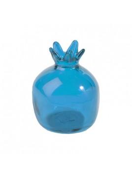 grenade en verre Petit bleu