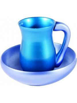 Set de Mayim aharonim turquoise