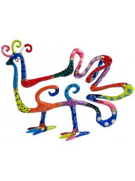 Perroquet dessin hamsa