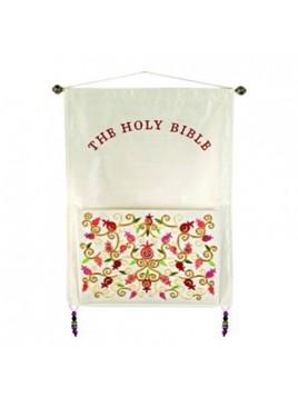 Décoration Murale avec poche bible