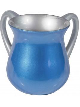 Keli de Netilat Yadayim Petite taille bleu
