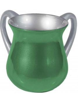 Keli de Netilat Yadayim Petite taille vert