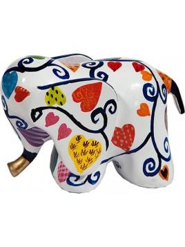 L'éléphant amoureux